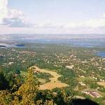 Kongelig utsikt fra Skaugumåsen