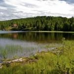 Til Røstjernet, korteste tur i boka