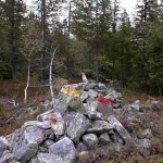 Et siste hvilested ved Snellingen