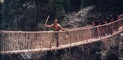 EN ANNEN BRO. Tro hvor Indiana Jones hentet sin inspirasjon?