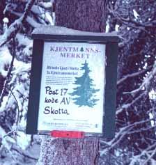 Kjentmannsposten i perioden 1996-98.